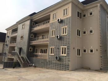 Brand New 3 Bedroom Fully Serviced Flat with Bq Attached, Garki 2., Garki, Abuja, Flat / Apartment for Rent
