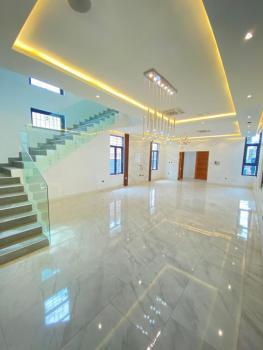 Finished 5 Bedroom Fully Detached Smart House with Private Cinema &bq, Lekki Phase 1, Lekki, Lagos, Detached Duplex for Sale