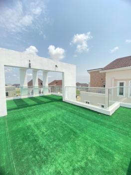5 Bedroom Fully Detached Pent House Duplex with Bq, Pool and Cctv Room, Pinnock Estate, Lekki Phase 1, Lekki, Lagos, Detached Duplex for Sale