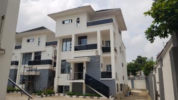 Luxury 4 Bedroom Semi Detached House, Hassan Musa Katsina Street, Asokoro District, Abuja, Terraced Duplex for Sale