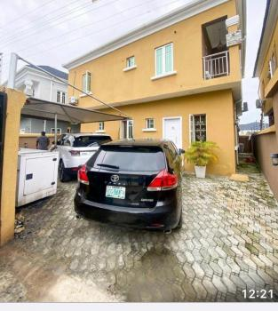 Luxury 3 Bedroom Fully Detached House with a Room Bq, Thomas Estate, Ajah, Lagos, Detached Duplex for Sale