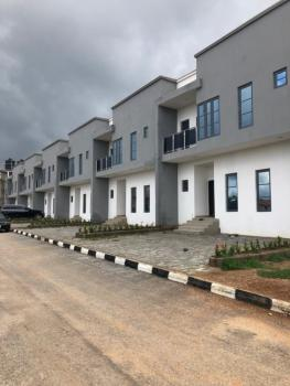 Brand New Luxury Three Bedroom Terrace Duplex with Self-contained Bq, Sunnyvale Estate, Lokogoma District, Abuja, Terraced Duplex for Sale