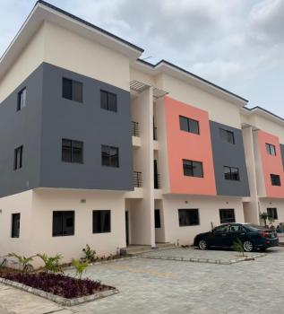 Fully Serviced 4 Bedroom Tarrace Duplex with Bq, Ikate, Lekki, Lagos, Terraced Duplex for Sale