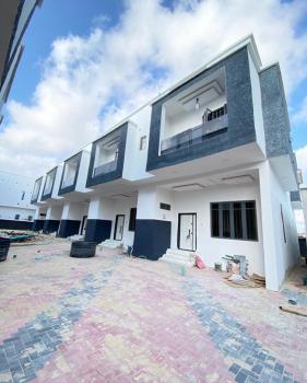 Beautifully Built 4 Bedrooms Terraced Houses., Ajah, Lagos, Terraced Duplex for Sale