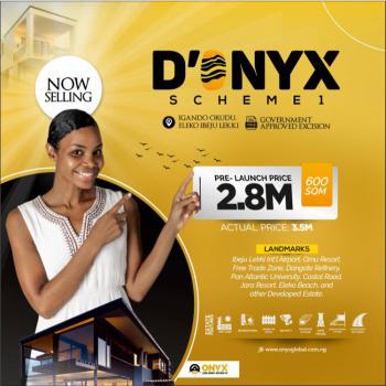 Affordable Land, Igando Orudu, Eleko, Ibeju Lekki, Lagos, Residential Land for Sale