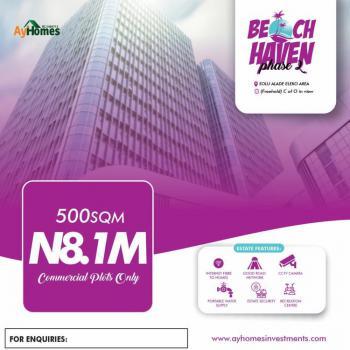 Beachfront Land Investment, Solu Alade, Eleko, Ibeju Lekki, Lagos, Commercial Land for Sale