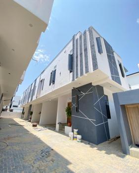 Luxurious and Affordable 3 Bedrooms Terraced Duplex, Off Second Tollgate, Lekki, Lagos, Terraced Duplex for Sale