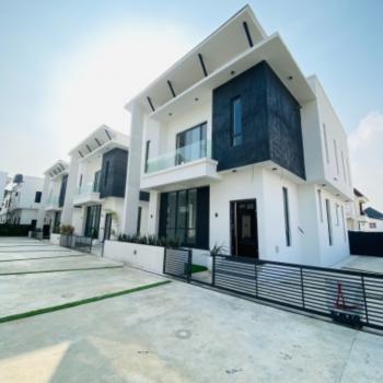 Contemporary Built 4 Bedroom Detached Duplex, Ajah, Lagos, Detached Duplex for Sale