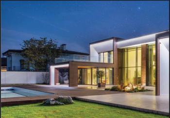 Luxuriously Built 4 Bedroom Fully Detached Duplex with Bq ( Off Plan), Eko, Akete, Abijo, Lekki, Lagos, Semi-detached Duplex for Sale