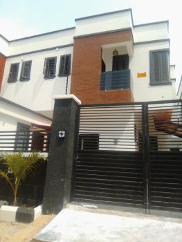 Newly Built 4 Bedrooms Semi Detached Duplex with Bq., Ado, Ajah, Lagos, Semi-detached Duplex for Sale