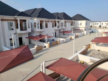Standard 4 Bedrooms Semi-detached in a Mini Estate, Chevron Conservative Drive, Lekki Phase 2, Lekki, Lagos, Semi-detached Duplex for Sale