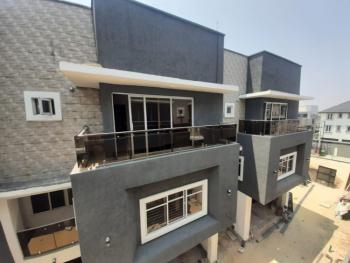 Luxury and Serviced 4 Bedrooms Terraced Duplex with Bq, Ikate, Lekki, Lagos, Terraced Duplex for Sale