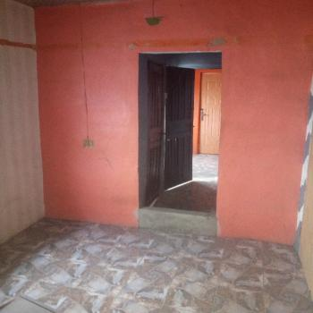 Portable 2 Bedroom Flat Upstairs with Balcony, Fashoro Lane, Surulere, Lagos, Flat / Apartment for Rent