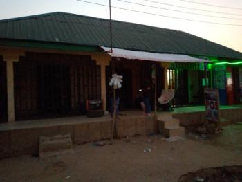 4 Nos. of Lock Up Shops + 1 Room Self-contained Apartment., Calvery Road,, Mararaba, Abuja, Shop for Sale