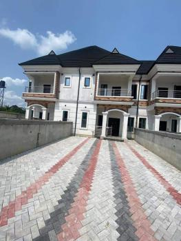 Newly Built Luxury Detached 3 Bedrooms Duplex, Shell Cooperative, Eliozu, Port Harcourt, Rivers, Detached Duplex for Rent