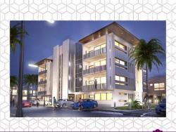 The 3 Bedroom Bespoke Grenadines Apartments, Sangotedo, Ajah, Lagos, 3 bedroom, 4 toilets, 3 baths Block of Flats for Sale