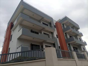 Newly Built 3 Bedrooms Flat with Bq, Osapa, Lekki, Lagos, Flat / Apartment for Rent