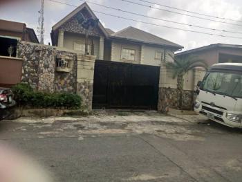 a 5 Bedroom Detached Duplex  on 668sqm Land, Oregun, Ikeja, Lagos, Detached Duplex for Sale