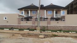 5 Bedroom Ensuite Twin Duplex with Two Bedroom Bq Sitting on 700sqm, Gra, Samonda, Ibadan, Oyo, Flat for Sale