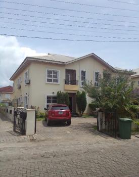 4 Bedrooms Semi Detached Duplex with Bq, Friends Colony Estate, Shoprite Road, Osapa, Lekki, Lagos, Semi-detached Duplex for Rent