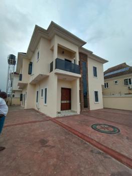 Newly Built 5 Bedroom Fully Detached Duplex with Bq, Thomas Estate, Ajah, Lagos, Detached Duplex for Rent