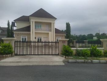 Brand New 4 Bed Fully Detached Duplex at 800sqm with 2 Bq, Riverbank Estate at Airport Road Beside Dunamis Church Hq, Garki, Abuja, Detached Duplex for Sale