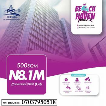 Most Affordable Land with a Beach Front, Eleko, Ibeju Lekki, Lagos, Residential Land for Sale