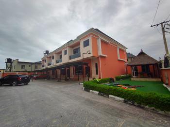 Brand New 4 Bedroom Duplex with Bq. 24 Hours Electricity, Ikate, Lekki Phase 1, Lekki, Lagos, Terraced Duplex for Rent