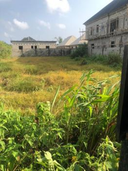 Plot of Land Gated and Fenced, Abijo, Lekki, Lagos, Residential Land for Sale