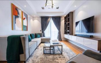 Luxury 2 Bedroom Flat with Quality Finishing, Oniru, Victoria Island (vi), Lagos, Flat / Apartment Short Let