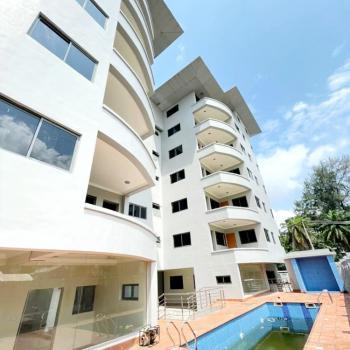 11 Units of Brand New Luxury 3 Bedroom Serviced Flats at Ikoyi, Off Adeyinka, Ikoyi, Lagos, Block of Flats for Sale