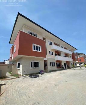 Brand New 4 Bedroom Terrace Duplex with B.q, Ikate Elegushi, Lekki, Lagos, Terraced Duplex for Rent