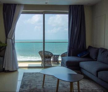 Ocean-view Luxury 2 Bedroom Flat with Quality Interior Design., Oniru, Victoria Island (vi), Lagos, Flat / Apartment Short Let