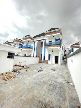 Spacious 4 Bedrooms Detached Duplex with Bq, Ologolo Estate, Lekki, Lagos, Detached Duplex for Sale