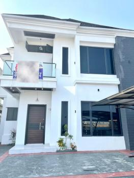 Exceptional 5 Bedroom Detached with Swimming Poor and Great View, Megamoud Estate Lekki County Home, Ikota, Lekki, Lagos, Detached Duplex for Sale