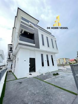 Astonishingly Beautiful and Well Built 5 Bed Fully Detached Duplex, 2nd Toll Gate, Ikota, Lekki, Lagos, Detached Duplex for Sale