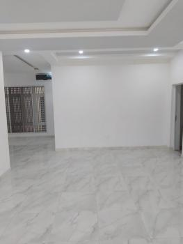 Fantastic 3 Bedroom Flat with Bq Serviced with Ac and Generator, Jahi, Abuja, Flat / Apartment for Rent