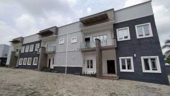 Nicely Newly Built Standard 4 Terraced Duplex with Attached Bq, Lifecamp, Life Camp, Abuja, Terraced Duplex for Rent