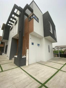 New 4 Bedroom Fully Detached Duplex with a Large Bq, Buena Vista Estate, Off Orchid Road, Lafiaji, Lekki, Lagos, Detached Duplex for Sale