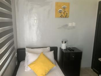 Studio, Lekki Phase 1, Lekki, Lagos, Self Contained (single Rooms) Short Let