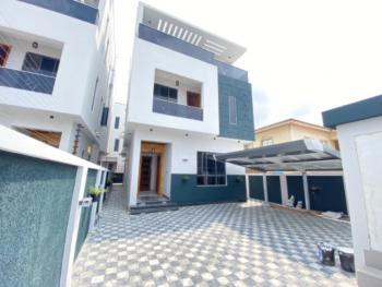 5 Bedroom Fully Detached with Cinema Studio and Bq, Lekki Phase 1, Lekki, Lagos, Detached Duplex for Sale