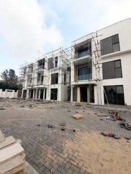 5 Bedroom Terraced Duplex with Bq, Gym & Pool, Banana Island, Ikoyi, Lagos, Terraced Duplex for Sale