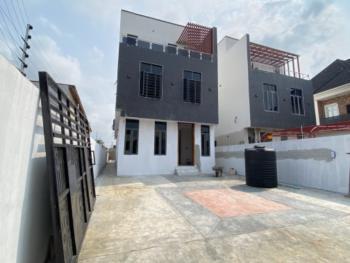 Beautiful 5 Bedroom Detached Duplex with Bq and Swimming Pool, Idado, Lekki, Lagos, Detached Duplex for Sale