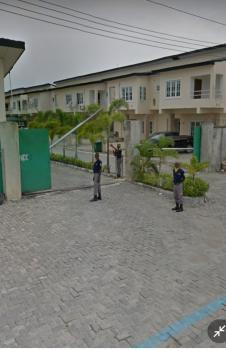 3 Bedroom Terrace Duplex, Sangotedo, Ajah, Lagos, Terraced Duplex for Sale