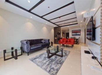 Water-view 2 Bedroom Apartment with Amazing Features, Oniru, Victoria Island (vi), Lagos, Flat / Apartment Short Let