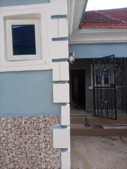 Newly Built 3 Bedroom Semi Detached Bungalow with Bq, Royal Garden Estate Along Voice of Nigeria Road, Lugbe District, Abuja, Flat / Apartment for Rent