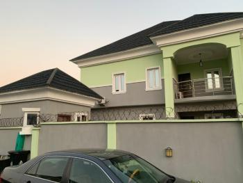 Newly Built 4 Units of 3 Bedroom Flat Available, Infinity Estate, Ado Road, Ajah, Lagos, Block of Flats for Sale