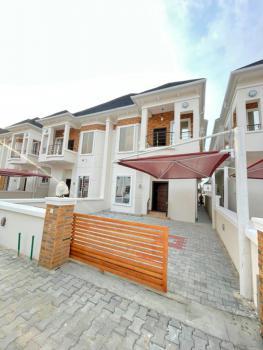 4 Bedroom Semi Detached Duplex with 1room Bq, Chevron Toll Gate, Agungi, Lekki, Lagos, Semi-detached Duplex for Sale