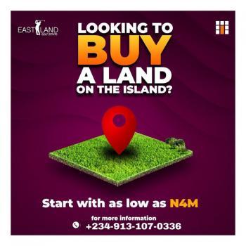 Eastland Golf Course Land, Fairfield Apartments, Abijo, Lekki, Lagos, Residential Land for Sale