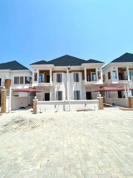 Luxury 4 Bedroom Semi Detached Duplex with a Room Bq, 2nd Toll Gate, Lekki, Lagos, Semi-detached Duplex for Sale